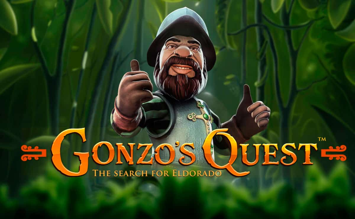 Gonzos Quest - Rizk Casino